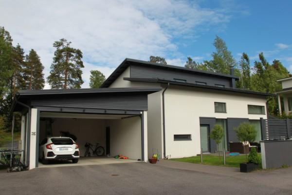 Paasitie 3, Espoo