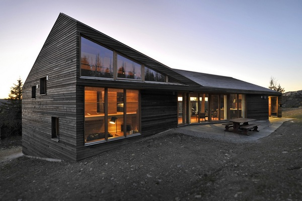 puutalon rakentaminen
